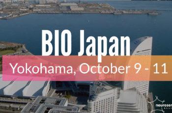 Meet us at BIO-Japan at booth C28!