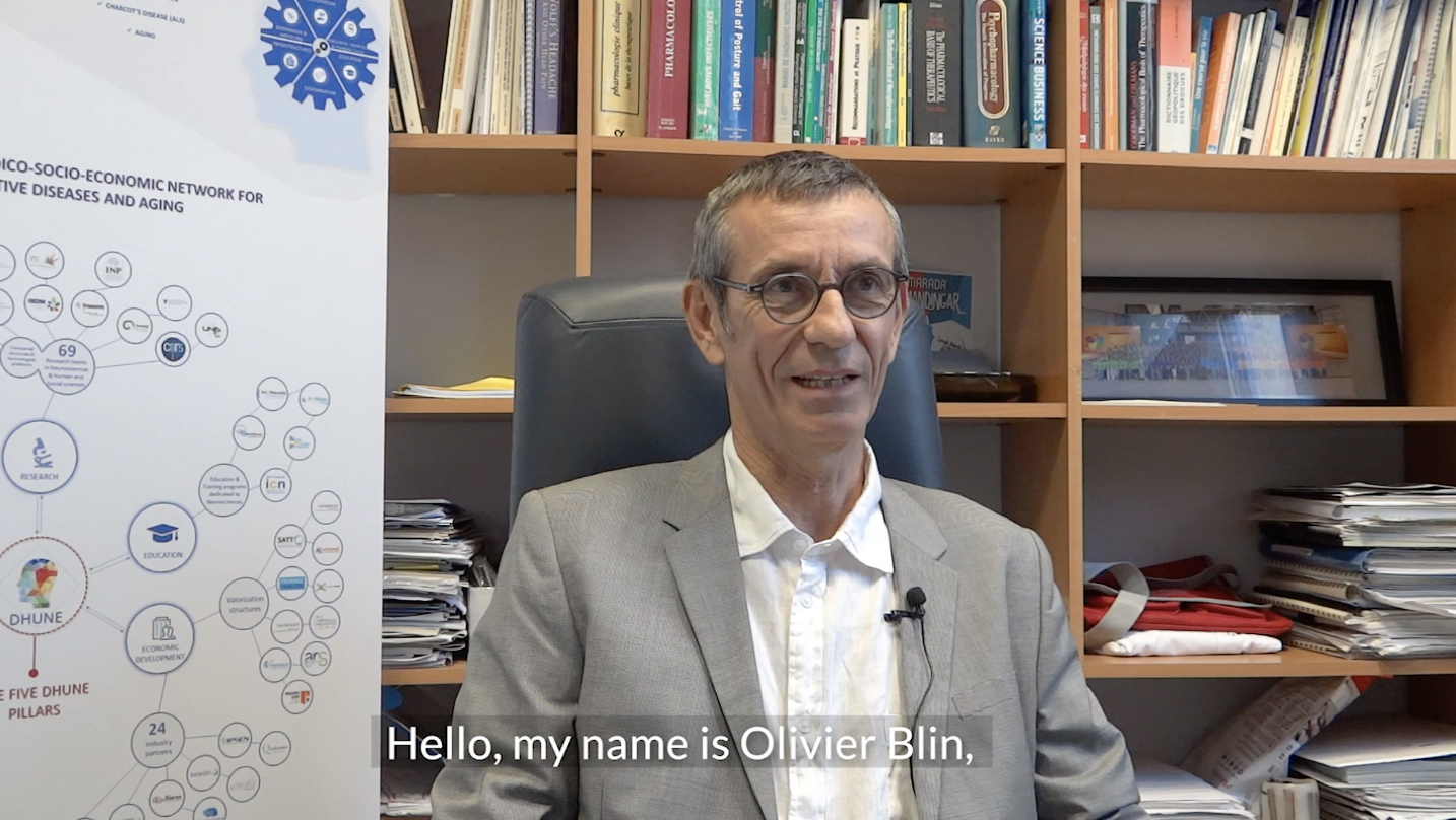 Picture of Olivier Blin